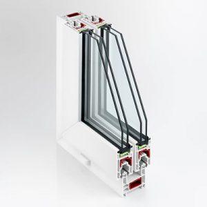 EURO-Design SlideРаздвижная система для балконов, лоджий и террас REHAU EURO-Design Slide предназначена для остекления оконных и дверных проемов балконов и лоджий и иных неотапливаемых помещений. Системная глубина: 60 мм Количество камер: 6 Коэффициент теплопередачи: Uf = 0,44 Вт/м²K Звукоизоляция: До 36 Дб Воздухопроницаемость: Класс 2 Водопроницаемость: Класс 5 B Толщина заполнения: 3 – 24 мм